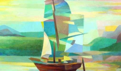 Landschaftsmalerei: auf den Spuren von Feininger