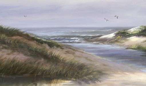 Malersommertage an der Ostsee