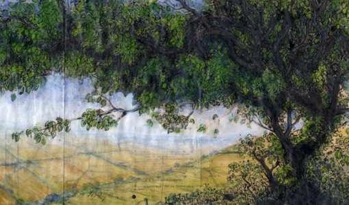 Landschaftszeichnen