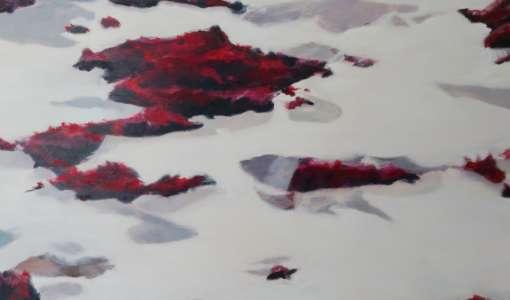 Abstrakte Landschaften - Reduziert und experimentell