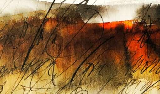 Im Gepäck: Rückenwind und die kalligrafische Handschrift