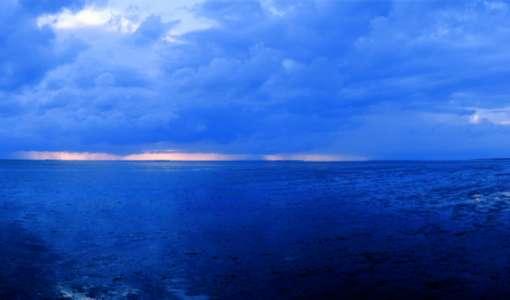 Küstenwind - experimentelle Naturfotografie
